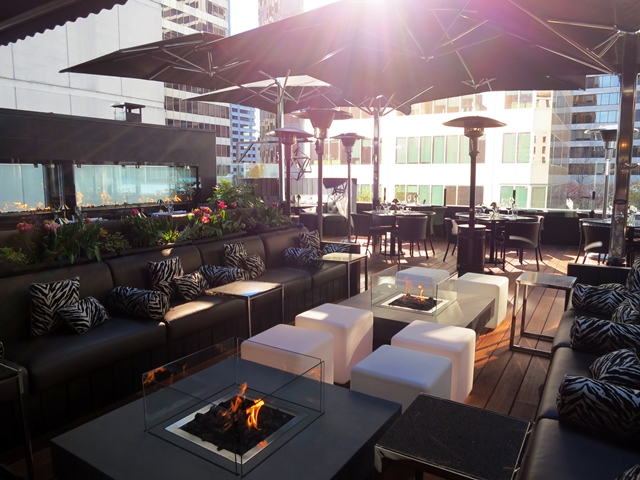 Best Drinks Patio Vancouver