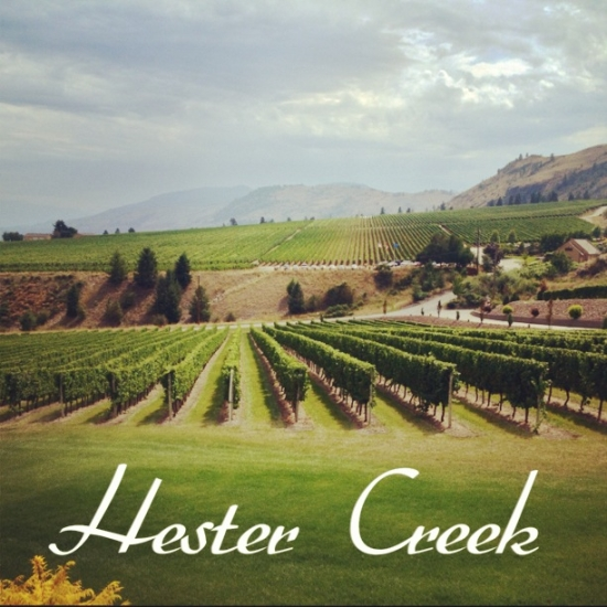 Hester Creek Winery and Estate