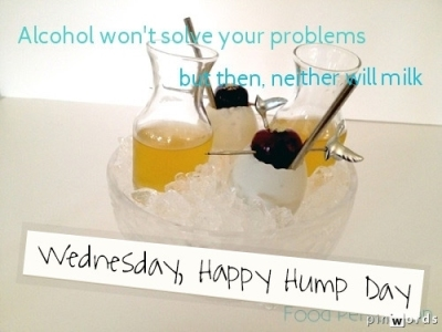 Wednesday Happy Hour