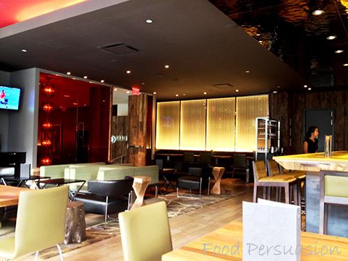 grain tasting bar - hyatt hotel