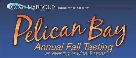 pelican bay fall 2013 wine tasting