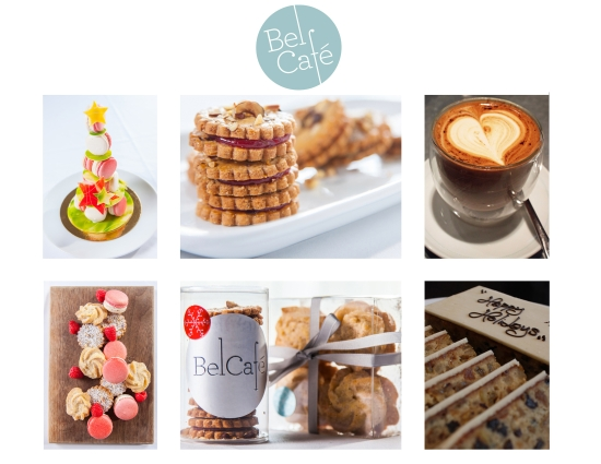 Bel Cafe_Holiday baked treats