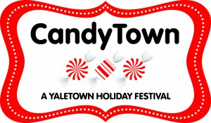 CandyTown Yaletown Winter festival 2013