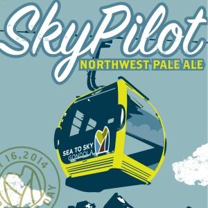 Sky Pilot - Howe Sound Brewery