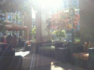 Westin Grand Pop Up Patio 3
