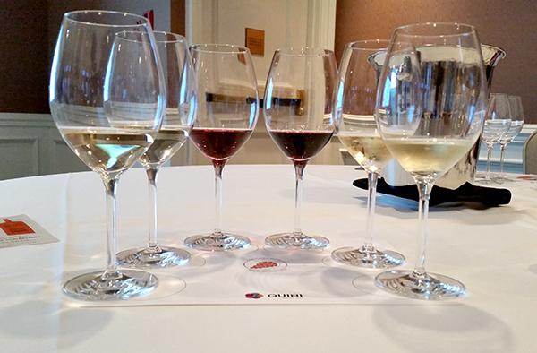 quini wine tasting