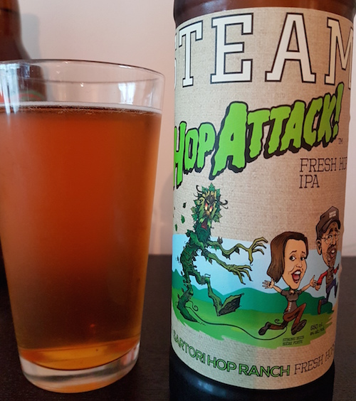steamworks hopattack IPA