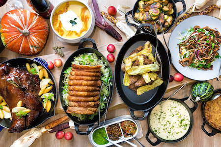 Boulevard Kitchen Fall dinner Series 2016