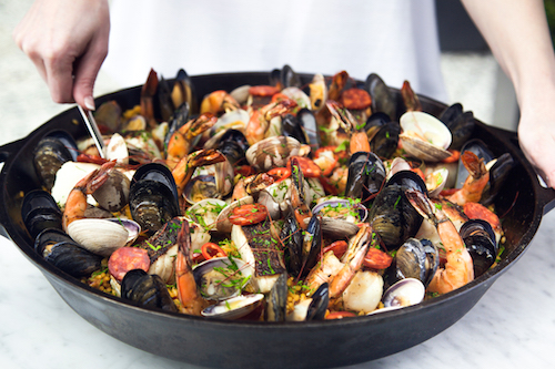 Boulevard Paella Sunday Series